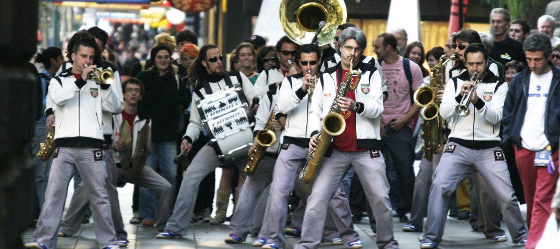 funk off band